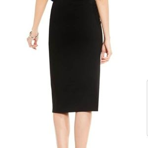 Vince camuto medi pull on pencil skirt